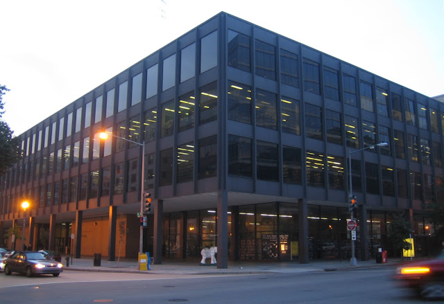 Ludwig Mies van der Rohe - Martin Luther King Jr. Memorial Library