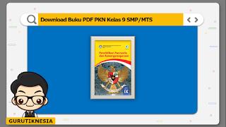 download ebook pdf buku digital pkn kelas 9 smp/mts