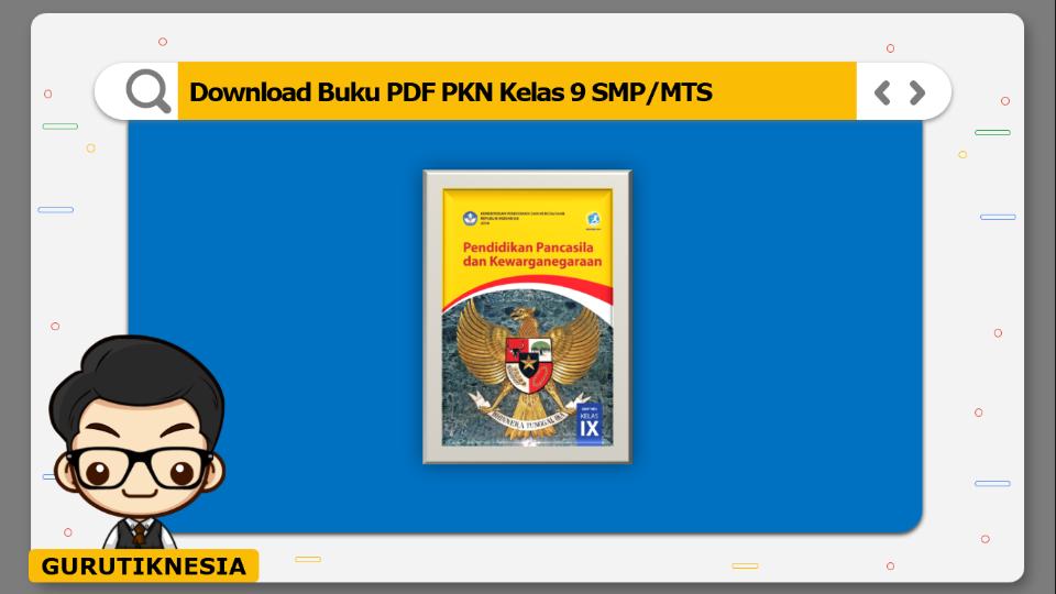 download  buku pdf pkn kelas 9 smp/mts