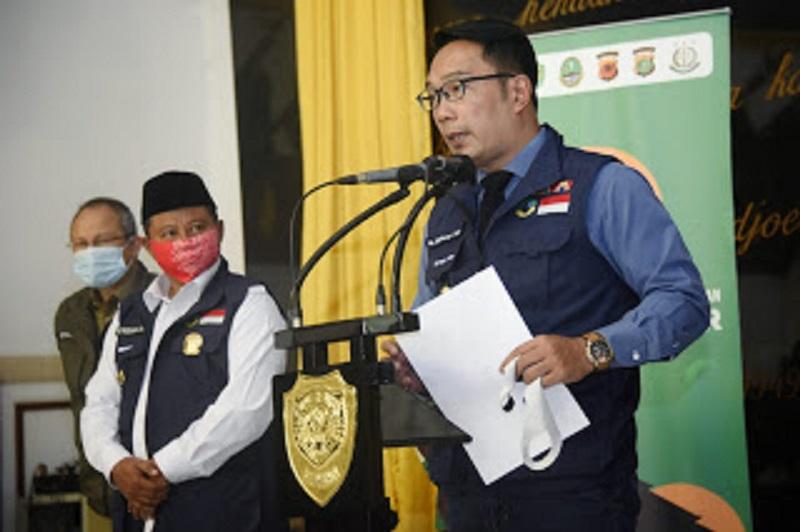 Gubernur Jabar Sebut Tiga Rumus Pariwisata Aman di Masa AKB