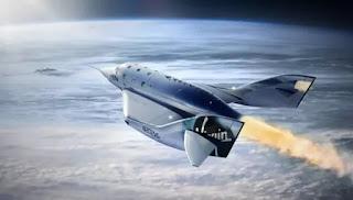 perjalanan wisata luar angkasa sebentar lagi akan segera terwujud