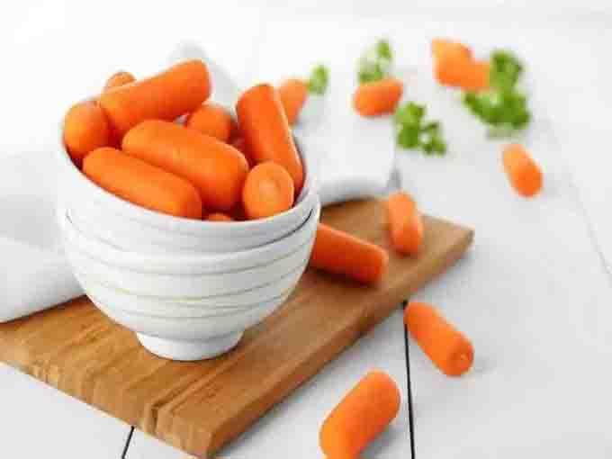 वजन कम करने के लिए गाजर