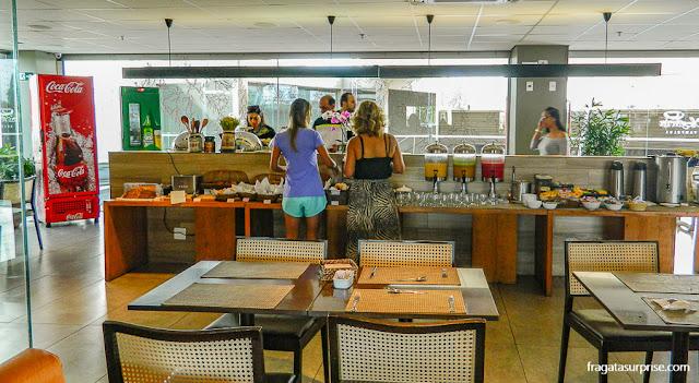 restaurante do Quality Hotel Pampulha, Belo Horizonte