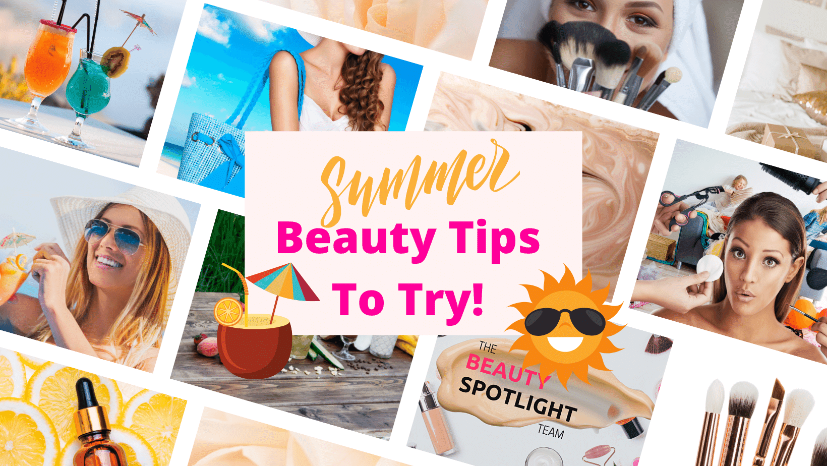 Summer Beauty Tips To Try By Barbies Beauty Bits