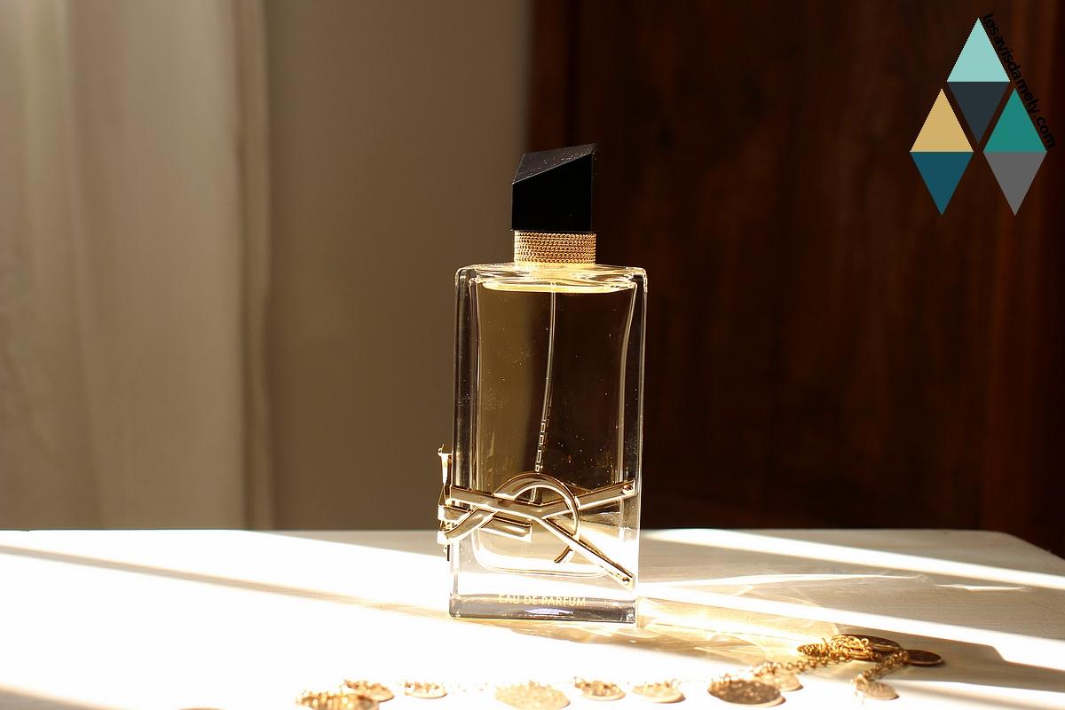revue beauté parfum nouveau libre yves saint laurent