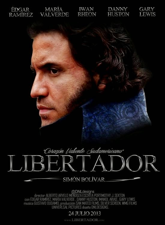 Libertador Ver gratis online en vivo streaming sin descarga ni torrent