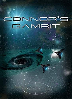 Connor's Gambit - a Science Fiction Adventure by Z Gottlieb