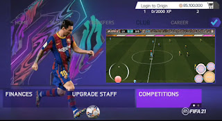 Download FIFA 14 Special FIFA 21 New Face Android Offline Best Graphics & Transfer