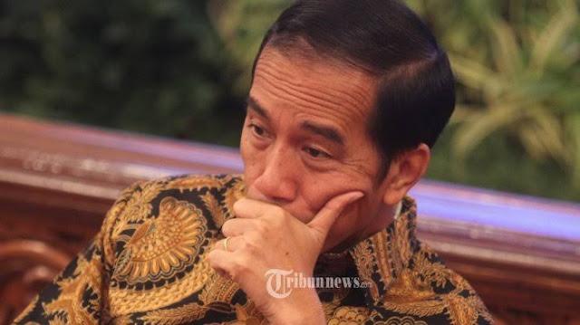 Ajak Rakyat Bantu Negara, Jokowi Kibarkan Bendera Putih?