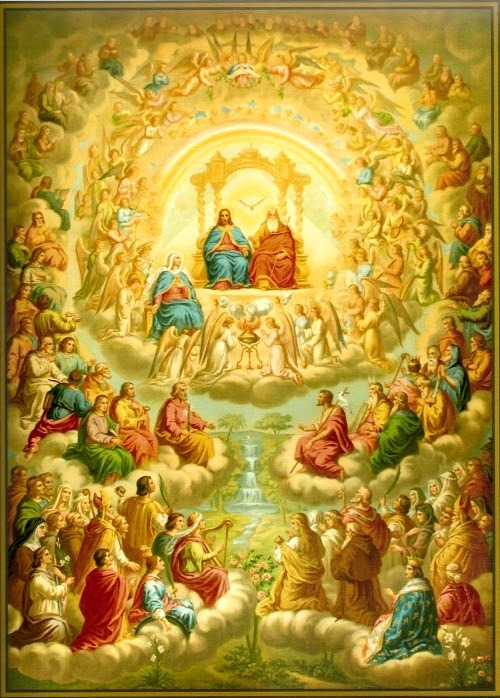 Znalezione obrazy dla zapytania wszystkich świętych