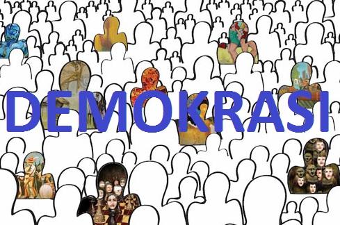 Pengertian Demokrasi Macam Macam Ciri Ciri Demokrasi Definisi
