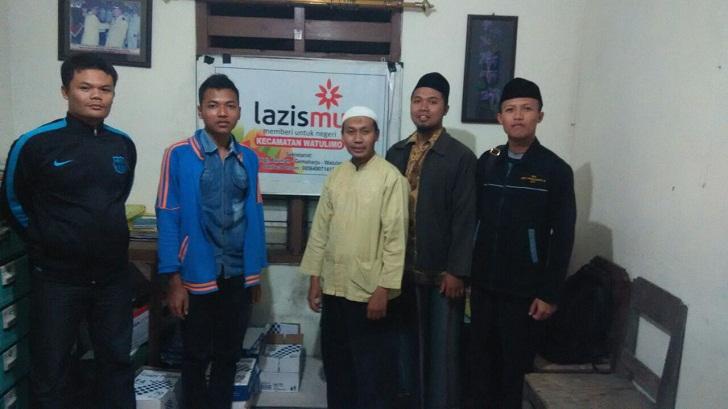LAZISMU Watulimo Siap Gaji Karyawan Dekati Standart UMR Kabupaten