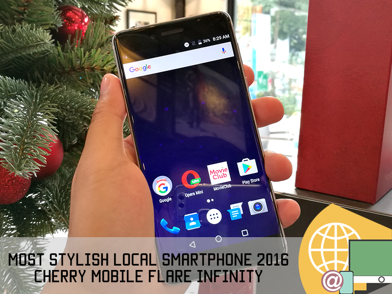 Cherry Mobile Flare Infinity