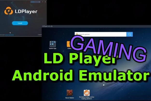 παιχνίδια για κινητό σε υπολογιστή ldplayer
