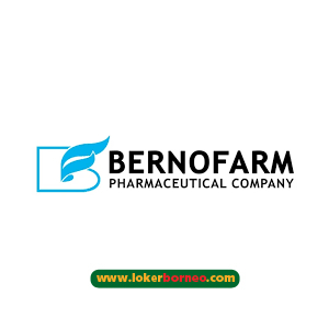 Lowongan Kerja PT. Bernofarm Pharmaceutical Terbaru Tahun 2021
