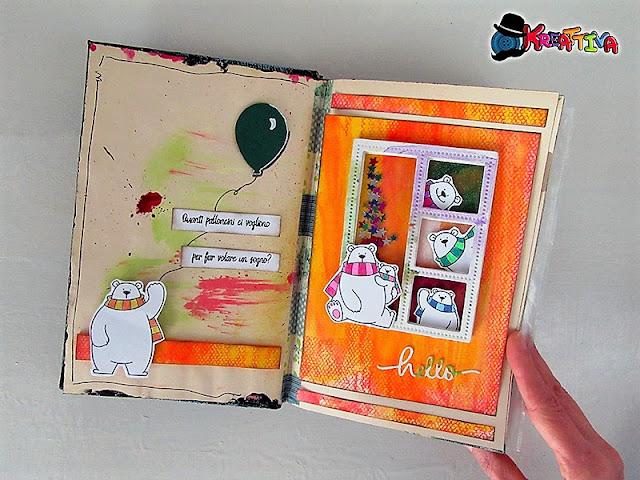 Riciclare vecchi libri per organizzare la craft-room