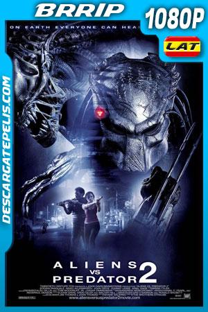 Alien vs. depredador 2 (2007) 1080p BRrip Latino – Ingles