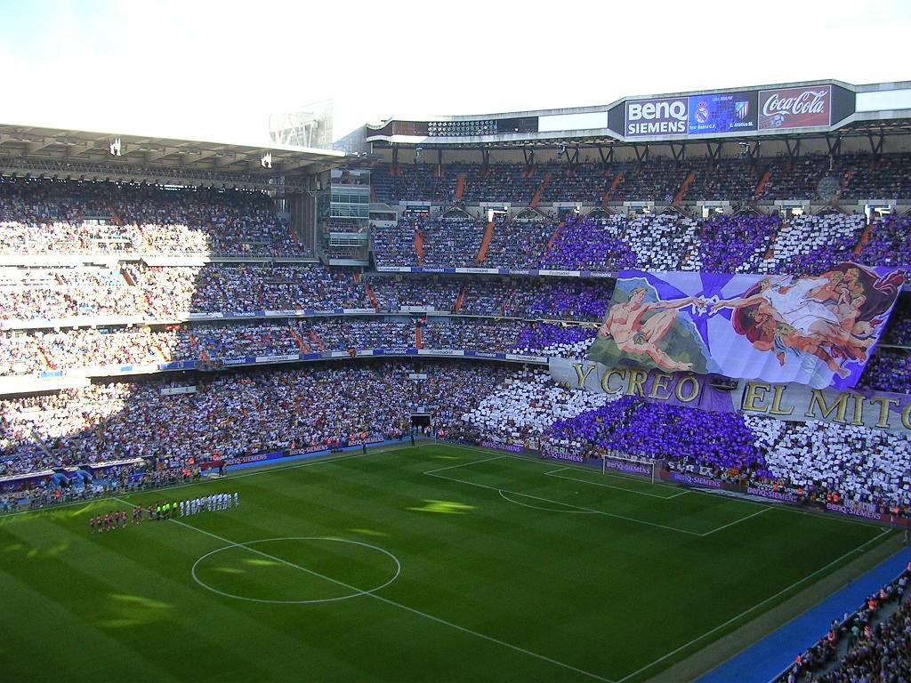 Welcome To Sporting50.: Real Madrid set to name stadium ...