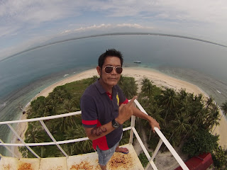 Foto pulau kasiak