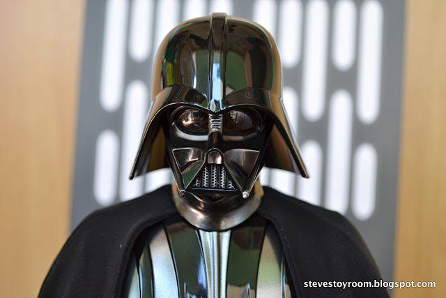 darth vader hot toys helmet rogue one