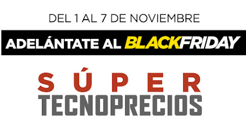 Top 15 ofertas Adelántate al Black Friday, del 1 al 7 de noviembre de El Corte Inglés