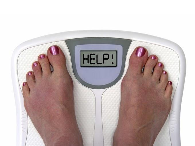 6 Sebab Berat Badan Tidak Turun