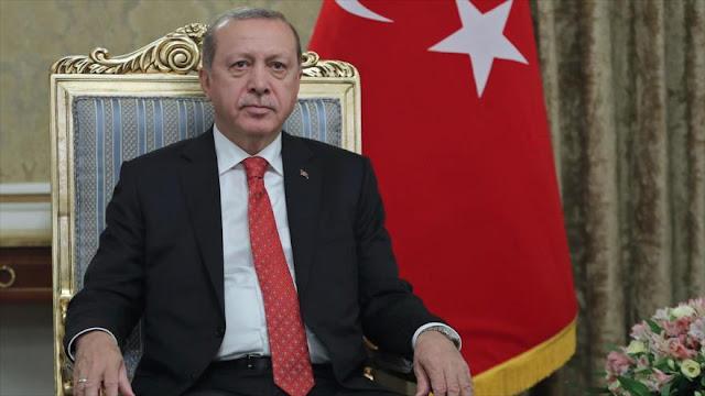 Erdogan: No somos una tribu y no permitiremos hostilidad de EEUU