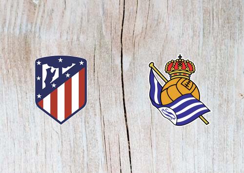 Atletico Madrid vs Real Sociedad Full Match & Highlights 27 October 2018