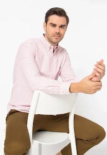 Polo Ralph Lauren - Мъжка карирана памучна Риза