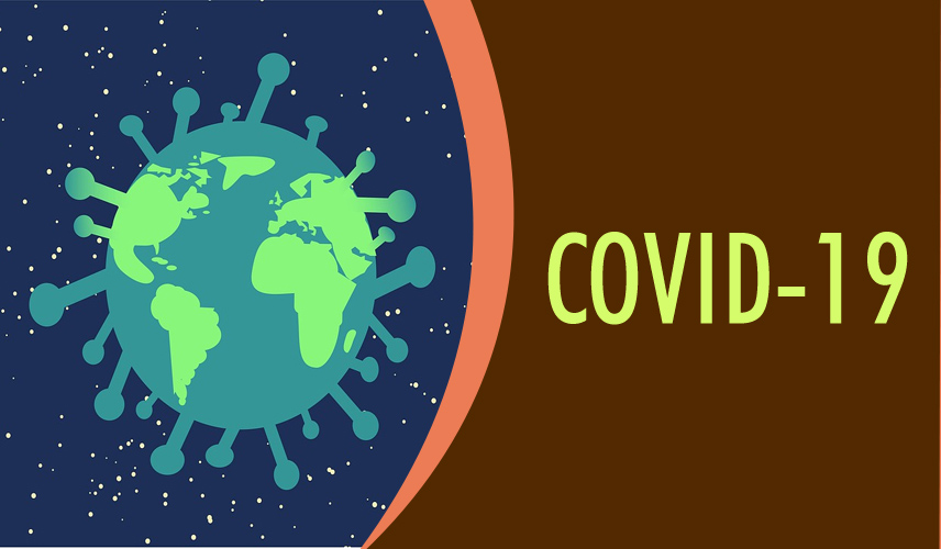 Continuous increase in active cases of coronavirus in India.