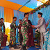 Layaknya Saudara, Satgas TMMD 109/Sintang Diundang Pesta Pernikahan Warga Kampung Sebrang