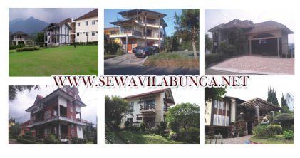Sewa villa murah di lembang Quota Rombongan
