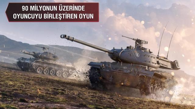 World of Tanks Blitz Hileli Apk indir