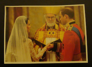 0 Lembranças do Casamento Real...!