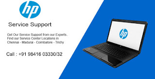 Hp Laptop Service Center in Chennai