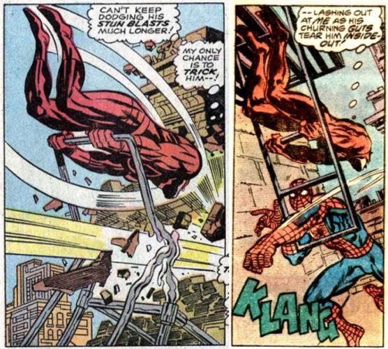 Spectacular Spider-Man Daredevil Frank Miller