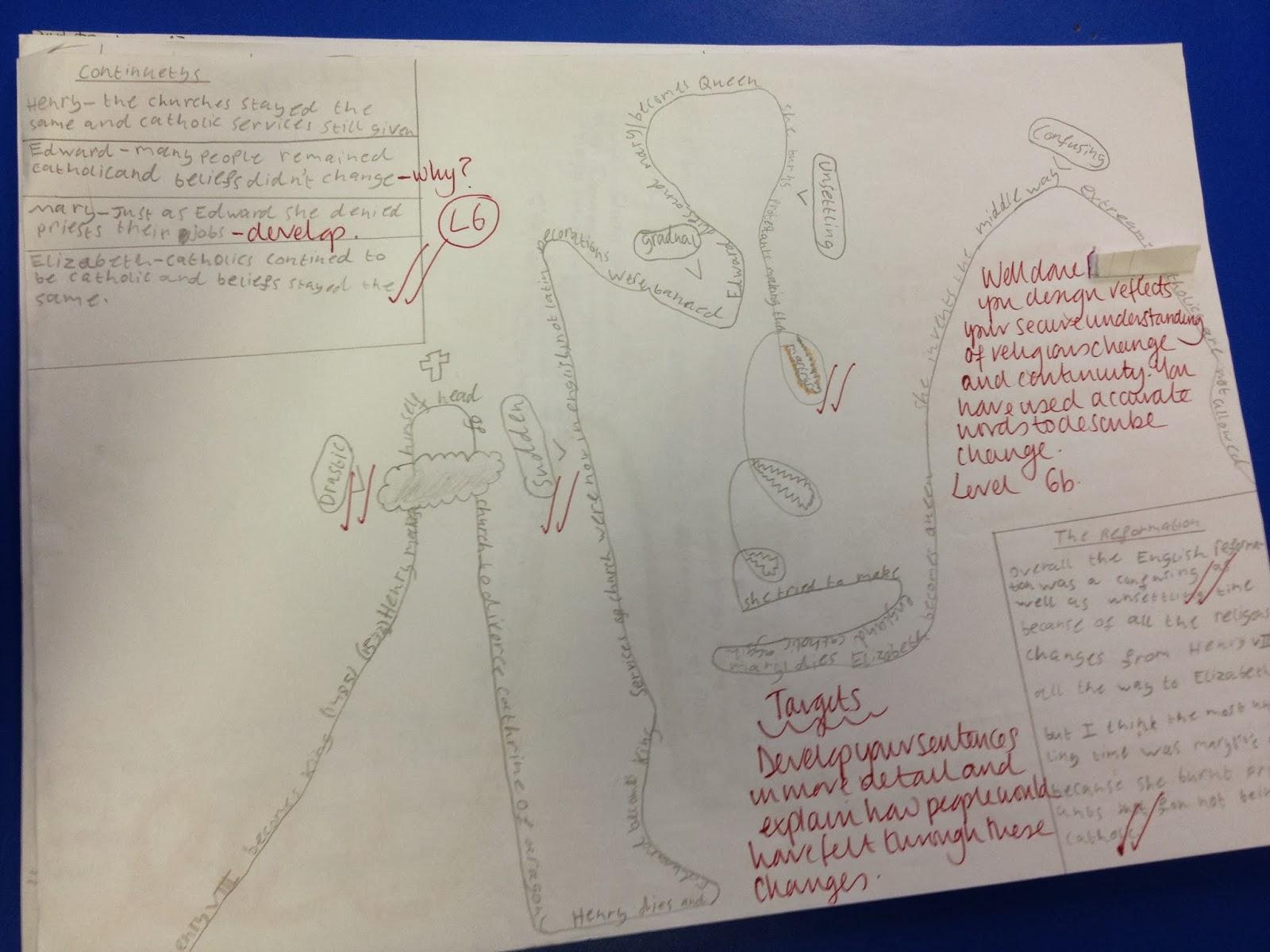 making alterations faith essay