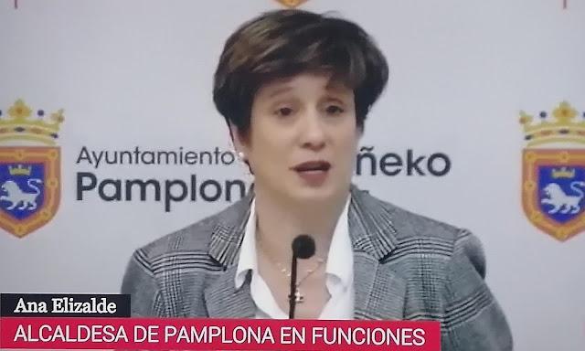 El Ayuntamiento de Pamplona anuncia la suspensión de las fiestas de San Fermín 2020