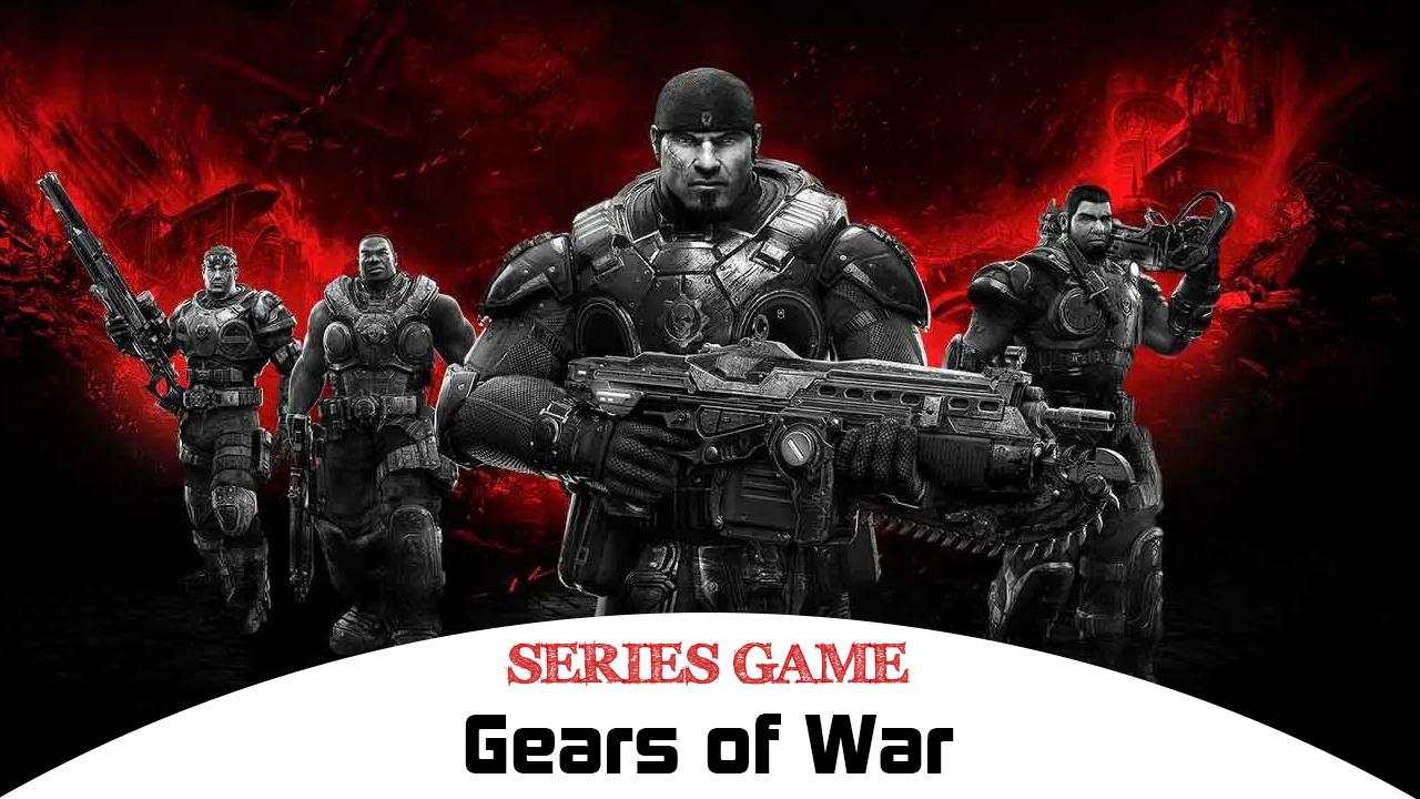 Danh sách Series Game Gears of War bao gồm đầy đủ các phiên bản được phát hành trên nền tảng máy tính