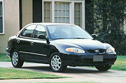 Descarga Manual de Taller del Hyundai Elantra 1999 al 2001