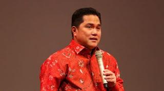 Angkat WNA Jadi Direksi BUMN, Mahasiswa Kepri Minta Jokowi Pecat Erick Thohir