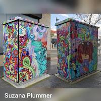 Wodonga NBN Art | Suzanna Plummer