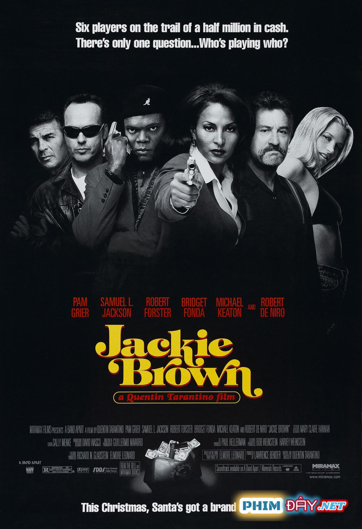 Kế Hoạch Của Jackie - Jackie Brown (1997)