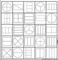 pengertian bangun simetris