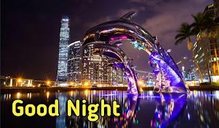 good night image facebook