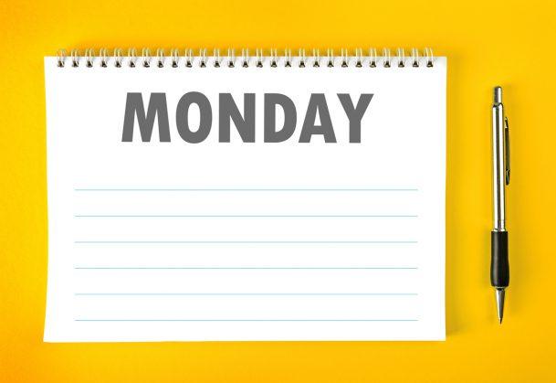 Monday Status in English 2022