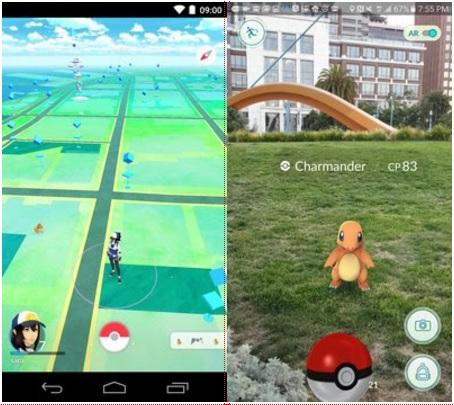 Pokemon Go versi Terbaru 0.31.0 APK