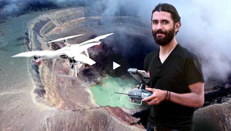 Introducción a la fotografía aérea con drones