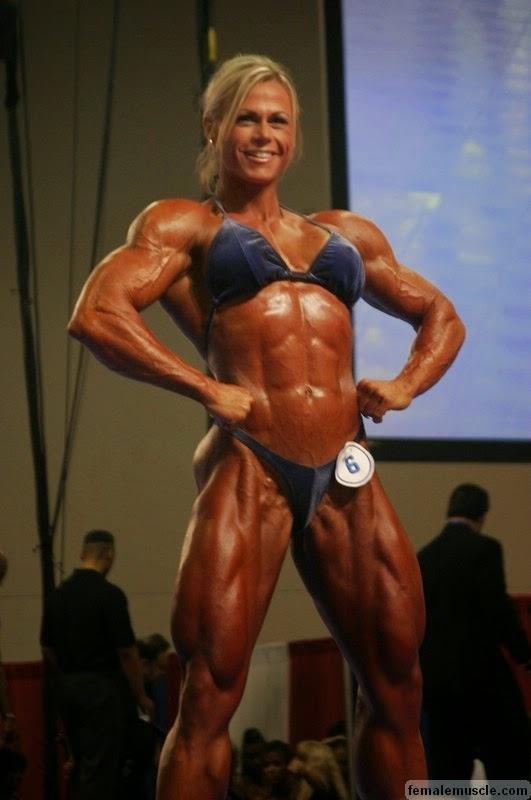 female bodybuilding stars
