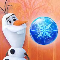 Jogo da Frozen para Android Com tudo infinito